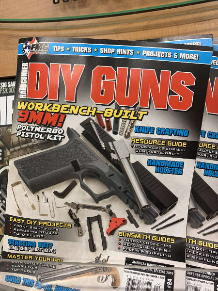 diy guns magazine